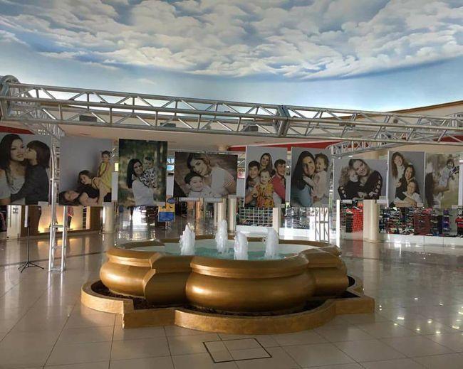 """41c40faa9 Exposição fotográfica """"100% Puro"""" é sucesso no Oeste Plaza Shopping"""