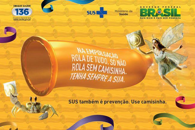 77d5ab021 Saúde lança campanha de prevenção às DST e aids para carnaval